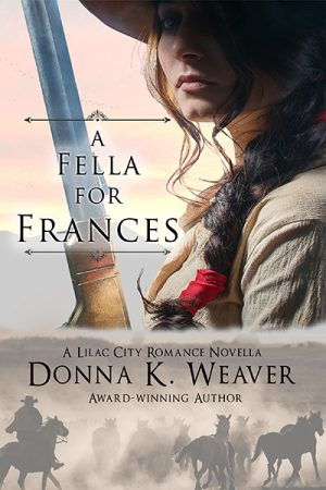 Cover for A Fella for Frances