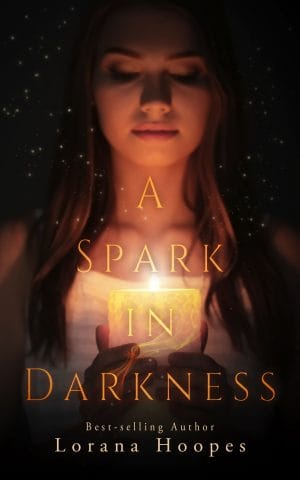 Cover for A Spark in Darkness