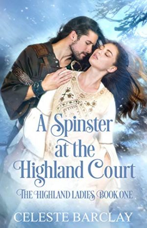 Cover for A Spinster at the Highland Court