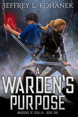 Cover for A Warden's Purpose