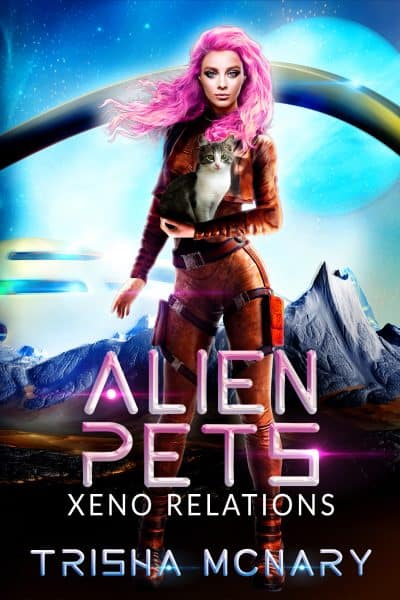 Cover for Alien Pets