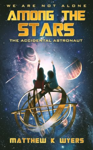 Cover for Among the Stars