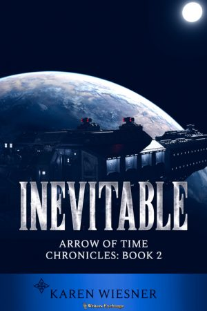 Cover for Inevitable
