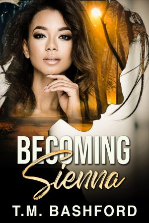Cover for Becoming Sienna