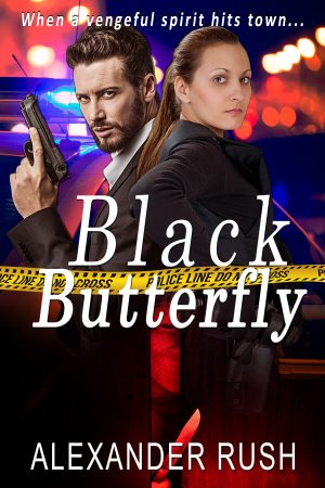Cover for Black Butterfly