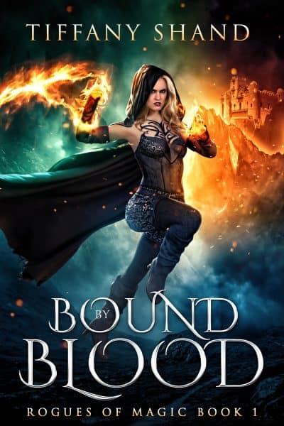 Cover for Bound by Blood
