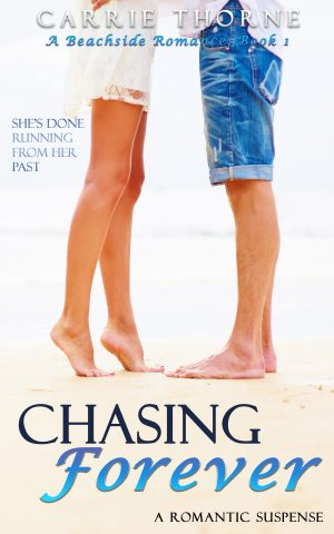 Cover for Chasing Forever