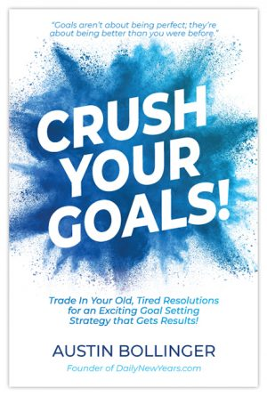 Cover for Crush Your Goals!