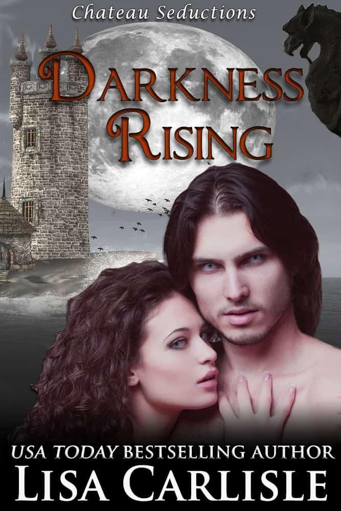 Cover for Darkness Rising: Gargoyle Shifter / Vampire Story