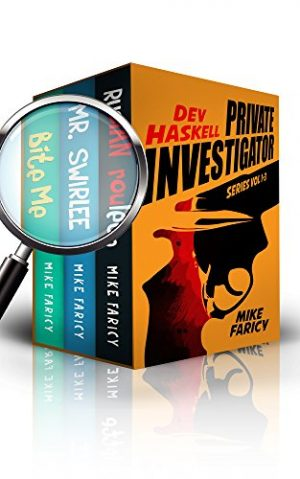 Cover for Dev Haskell Private Investigator 1-3