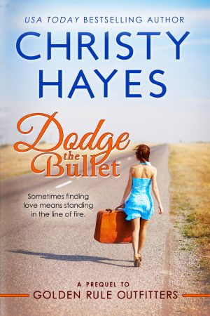 Cover for Dodge the Bullet