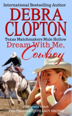 Cover for Dream with Me, Cowboy
