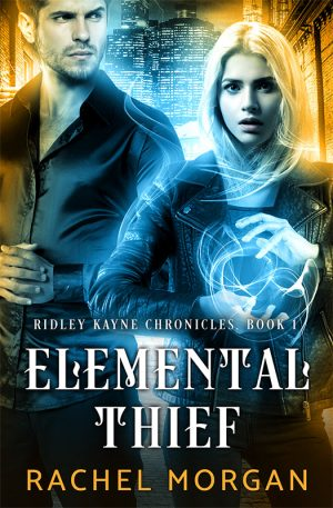 Cover for Elemental Thief
