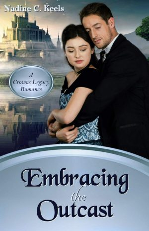 Cover for Embracing the Outcast