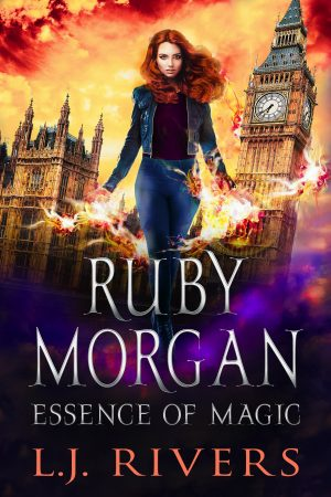 Cover for Essence of Magic
