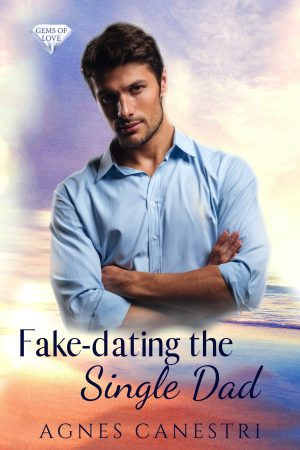 Cover for Fake-dating the Single Dad