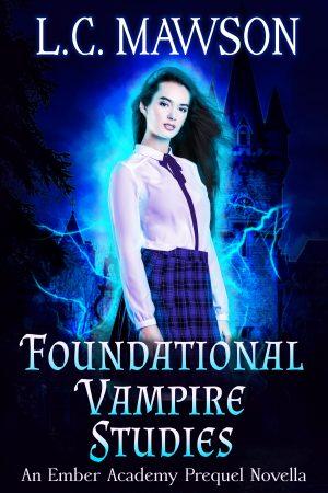Cover for Foundational Vampire Studies
