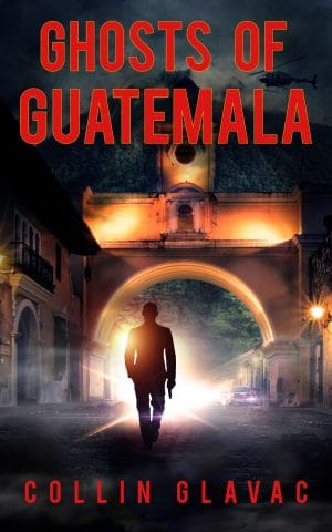 Cover for Ghosts of Guatemala