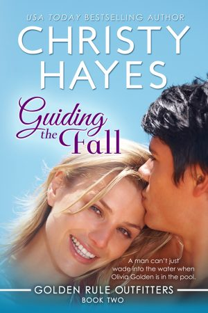 Cover for Guiding the Fall