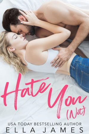 Cover for Hate You Not