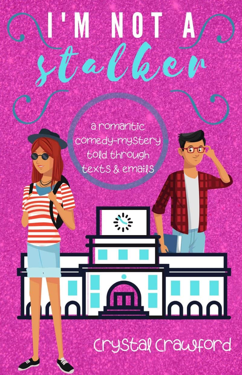 Cover for I'm Not a Stalker
