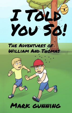 Cover for The Adventures of William and Thomas