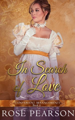 Cover for In Search of Love