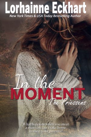 Cover for In the Moment