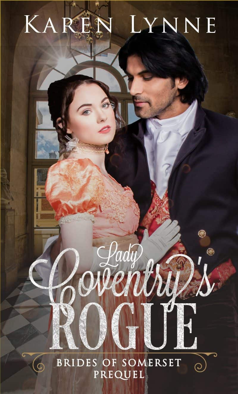 Cover for Lady Coventry's Rogue: A Sweet Regency Romance