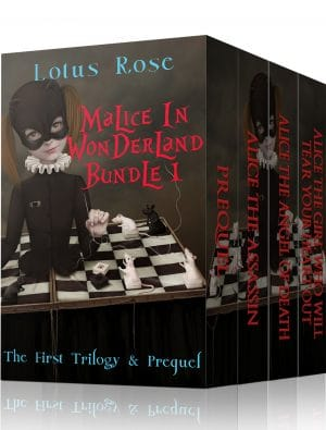 Cover for Malice in Wonderland Bundle 1