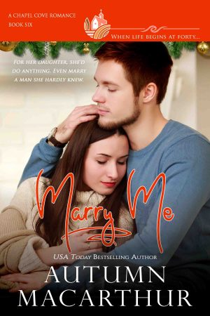 Cover for Marry Me