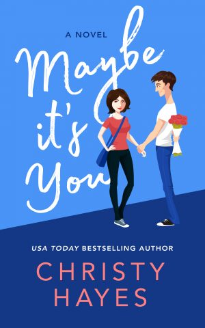 Cover for Maybe It's You