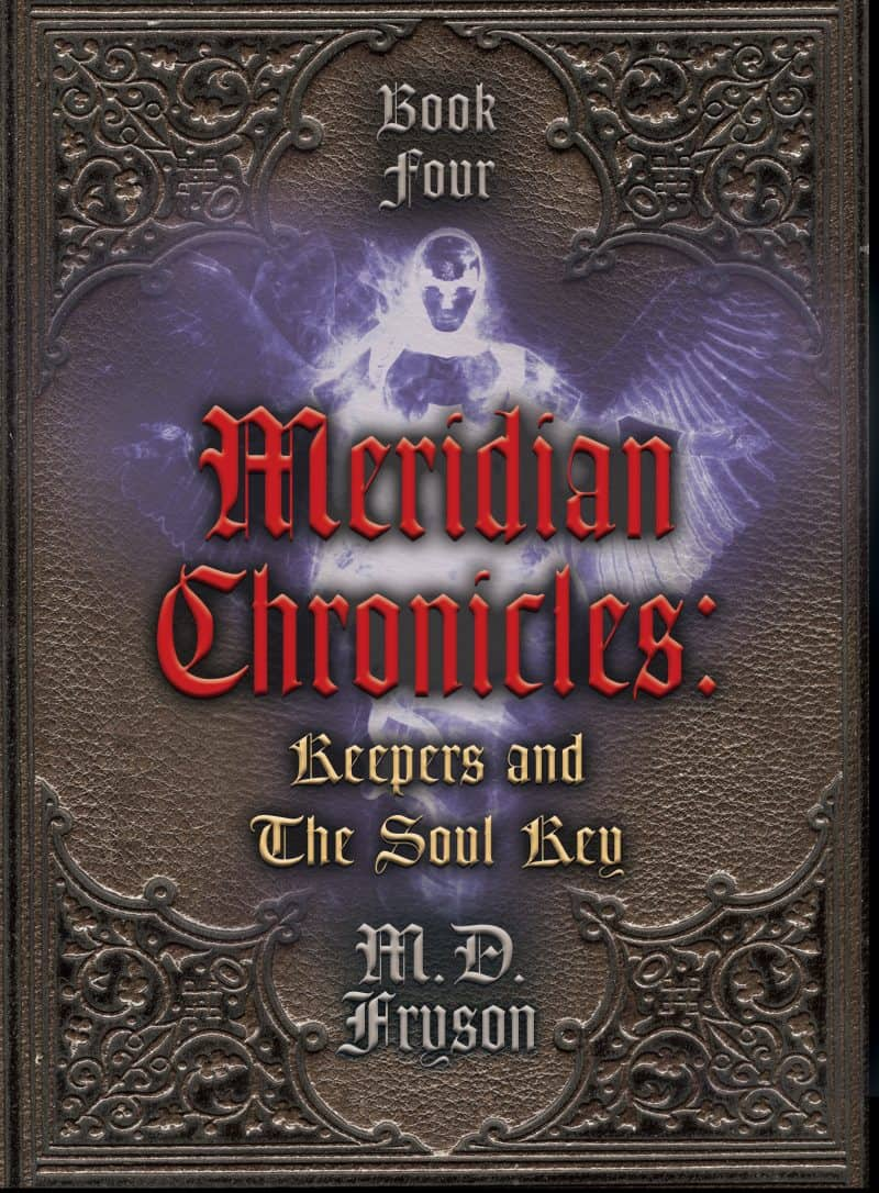 Cover for Meridian Chronicles:  Keepers & the Soul Key