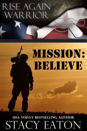 Cover for Mission: Believe