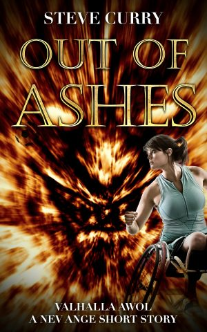 Cover for Out of Ashes