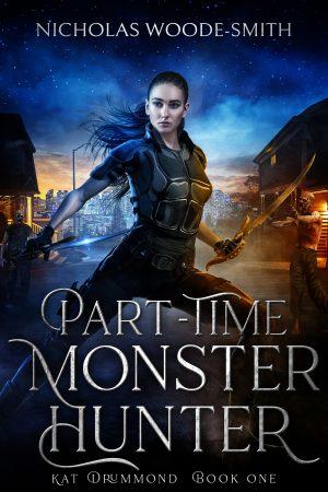 Cover for Part-Time Monster Hunter