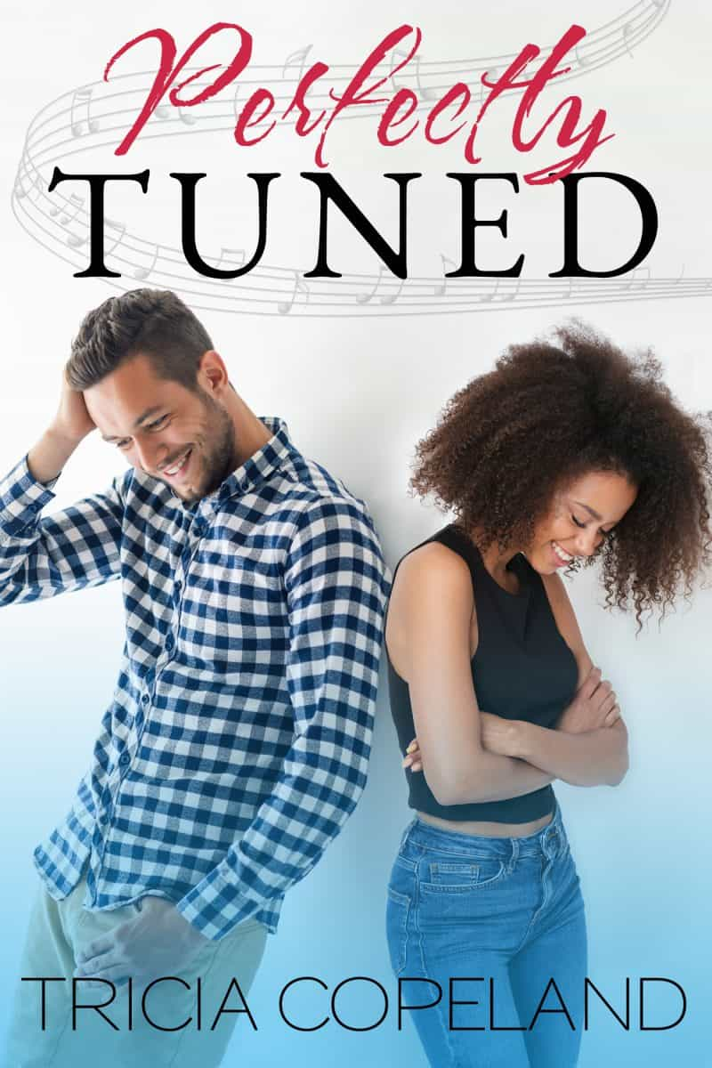 Cover for Perfectly Tuned