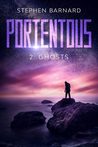 Cover for Portentous 2: Ghosts