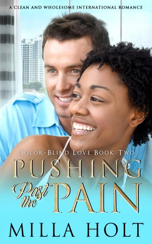 Cover for Pushing Past the Pain
