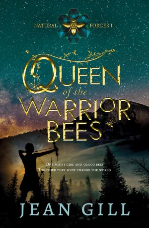 Cover for Queen of the Warrior Bees