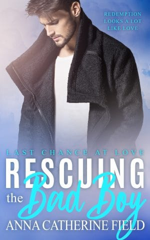 Cover for Rescuing the Bad Boy