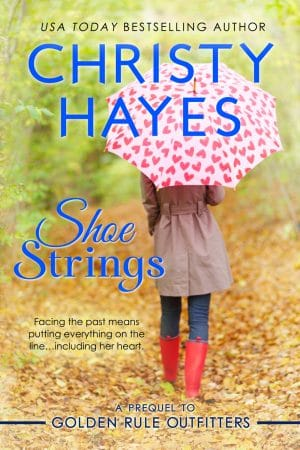 Cover for Shoe Strings