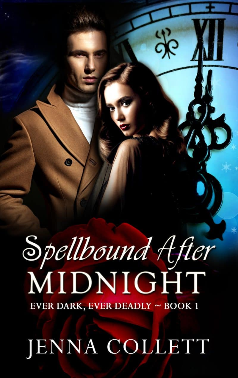 Cover for Spellbound After Midnight