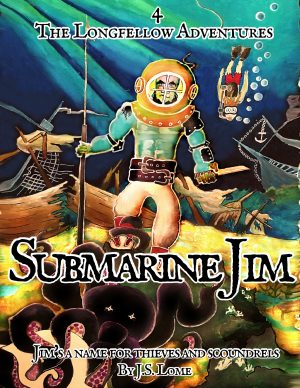 Cover for Submarine Jim