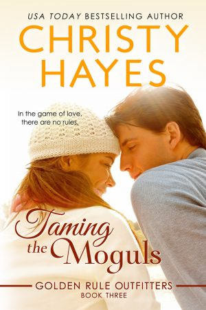 Cover for Taming the Moguls