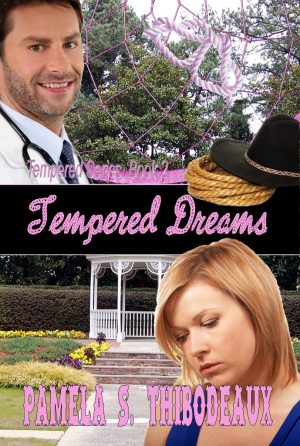 Cover for Tempered Dreams