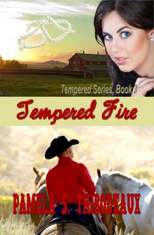 Cover for Tempered Fire