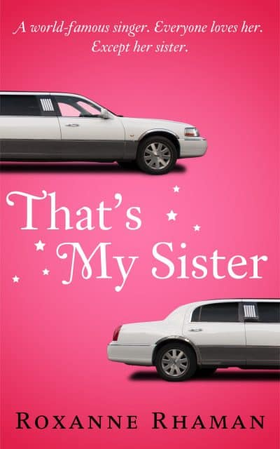 Cover for That's My Sister