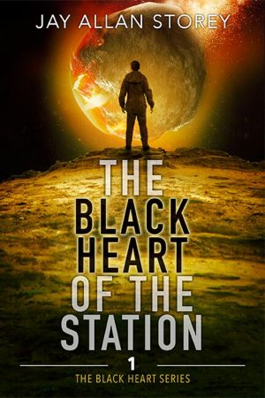 Cover for The Black Heart of the Station