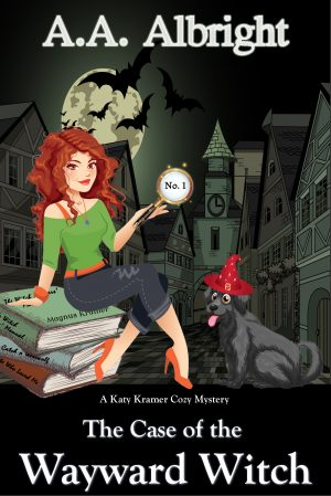 Cover for The Case of the Wayward Witch